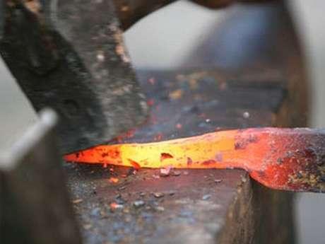 Stage de découverte de la  forge