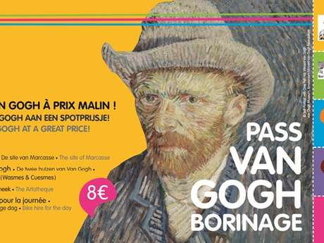 Pass Van Gogh Borinage