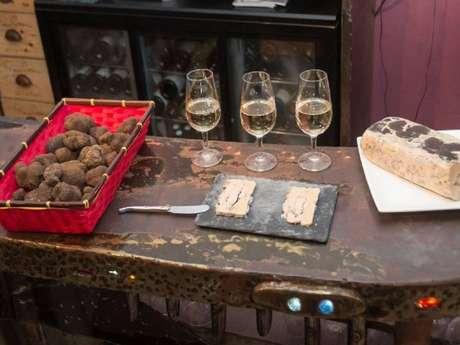 Dégustation&découverte à « L'atelier de la truffe »