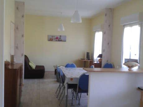 Appartement Les Clairbaudières
