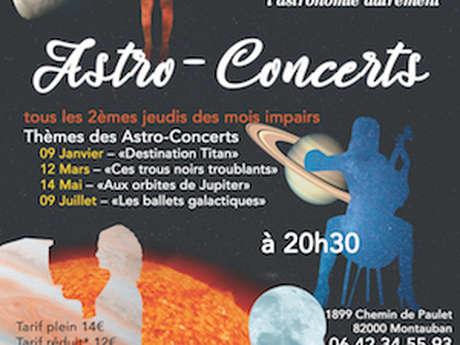 Astro concert
