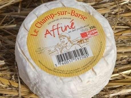 Fromagerie de Champ sur Barse