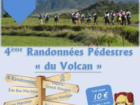 4ème édition des Randonnées du Volcan