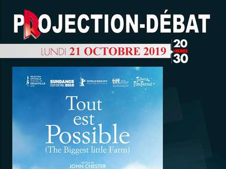 Tout est possible / Cine & debate
