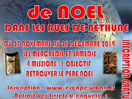 Escape game de Noël