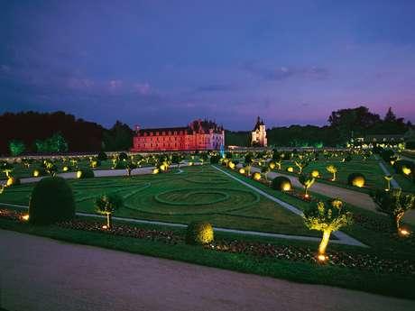 Promenade nocturne au château de Chenonceau
