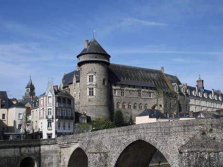 Vieux Château : visites guidées