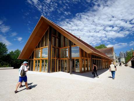 Bureau d'information touristique de Chambord