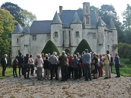 Le château de Créminil et ses jardins médiévaux