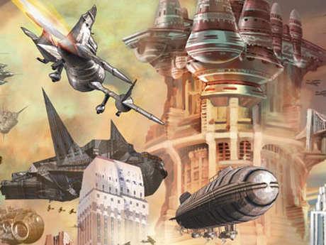 """Exposition """"Les Machines Extraordinaires de Jules Verne"""""""