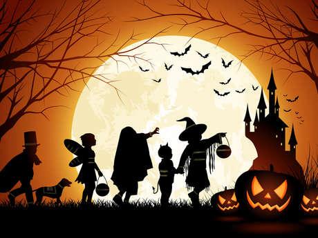 Marche Halloween Quiévrain