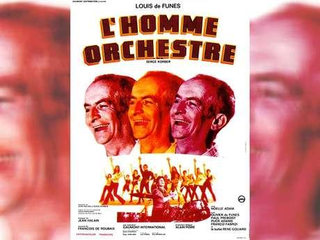 Séance de ciné-club L'Homme Orchestre