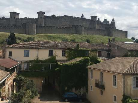 """Guided tour - Carcassonne Unusual """"Chapter 2"""" - paysdoc.com"""