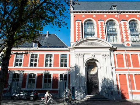 Journées du Patrimoine: L'Artothèque: une chapelle devenue lieu de conservation du patrimoine
