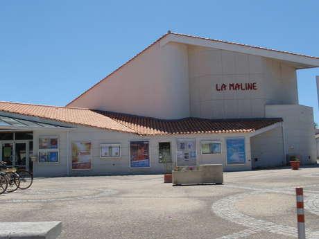 La Maline - Cinéma, spectacles, expositions