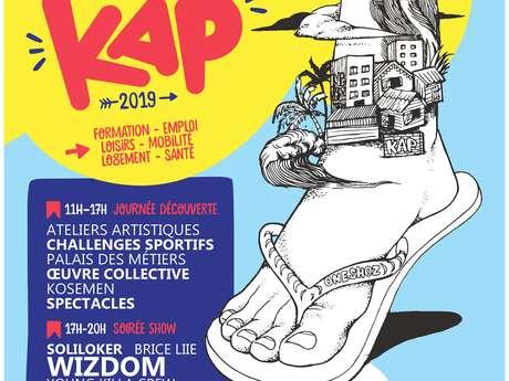 KAP l'évènement jeunesse des 16/30 ans