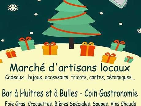 Marché de Noel Artisans Locaux