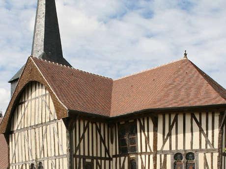 Eglise saint-Nicolas d'Outines