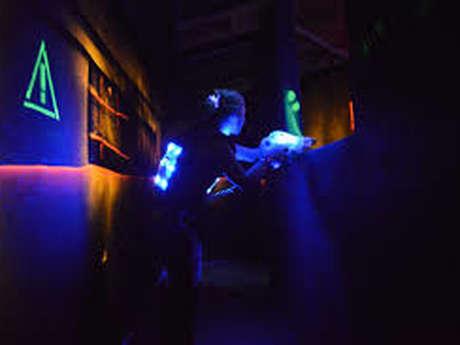 Sortie laser game