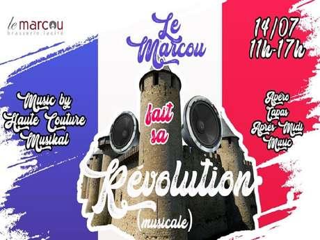 LE MARCOU FAIT SA REVOLUTION MUSICALE
