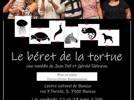 """""""Le béret de la tortue"""""""