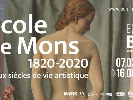 L'Ecole de Mons.1820-2020 / Nocturne