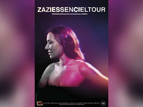 Zazie Essenciel Tour