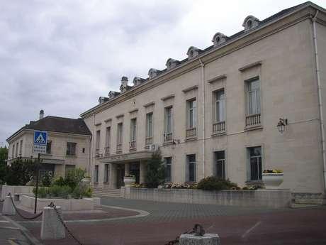 Mairie de la Chapelle-Saint-Luc