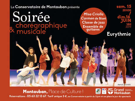 Choreographic and musical evening
