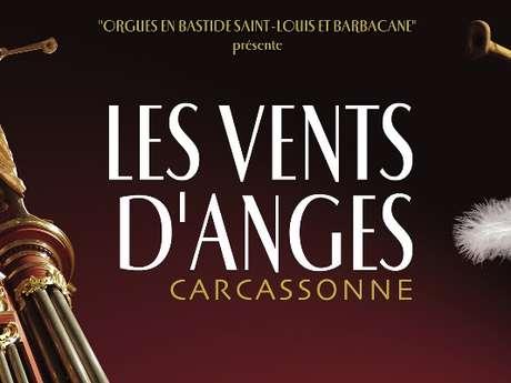 LES VENTS D'ANGES - CONCERT MASTERCLASS D'ORGUE