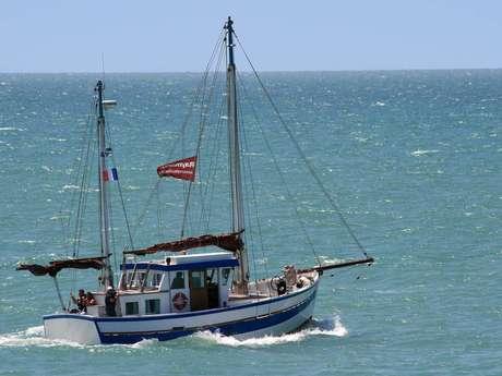 Free Fishing - Pêche en mer