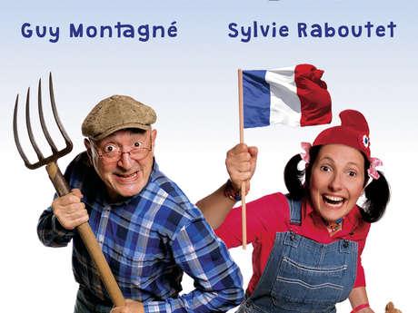 Guy Montagné, dans « Pépette et Papy à l'Élysée »