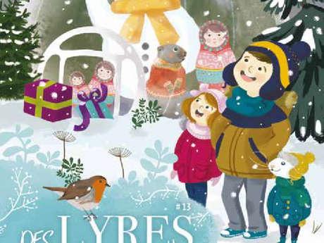 Des lyres d'hiver à Mirabeau, Coty et Kennedy