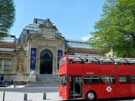 Valenciennes en bus à impériale