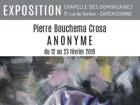 EXPOSITION ANONYME