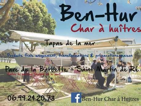BEN-HUR : CHAR A HUITRES