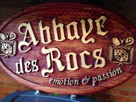Abbaye des Rocs brewery