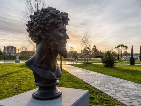 Le Jardin des Prix de Rome
