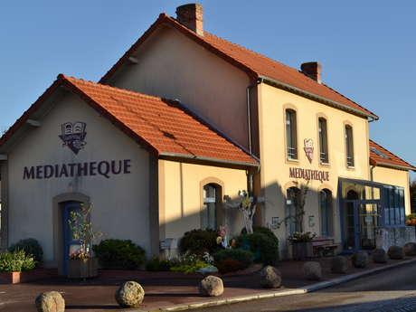 Médiathèque de Saint-Pair-sur-Mer