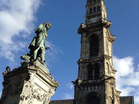 """"""" Les statues d'Valinciennes """""""