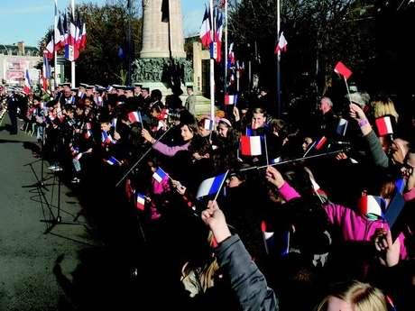 Laissez-vous conter la Seconde Guerre mondiale à Troyes