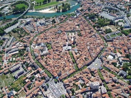Randonnée patrimoniale La Ville de Millau