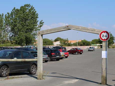 PARKING DE LA GRANGE