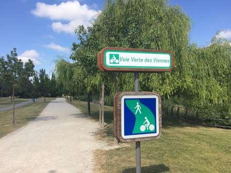 Voie Verte des Viennes - Saint André Les Vergers