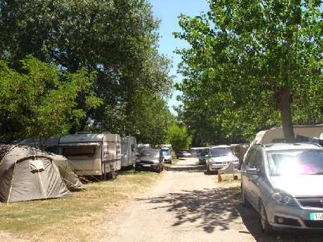 Camping Moulin des Iscles