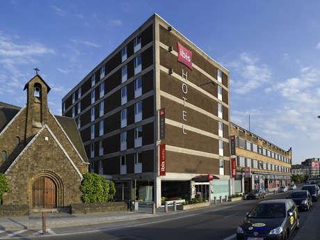 Hôtel Ibis Mons Centre-Gare