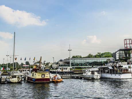 Excursions en bateau - Voies d'Eau du Hainaut