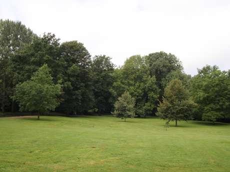 Boussu Castle Park