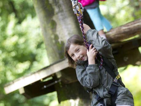 Parcours Acrobatiques dans les arbres