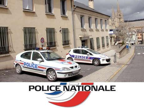 COMMISSARIAT DE POLICE NATIONALE